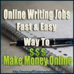 Online Writing Jobs – The Hottest way to Make Money Online