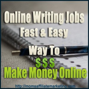 Online Writing Jobs