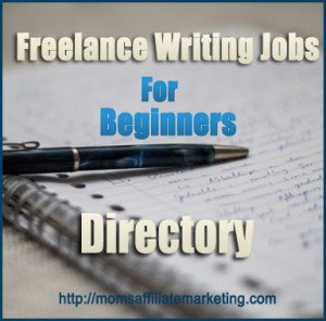 Freelance Writing Jobs For Beginners Directory
