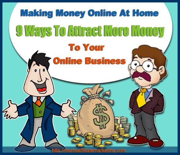 making money online at home