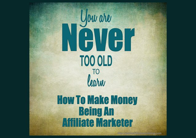 make money being an affiliate marketer
