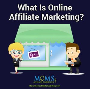 What Is Online Affiliate Marketing