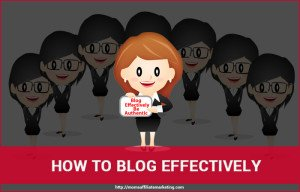 How To Blog Effectively With These Simple Tips